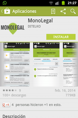 monolegal google play