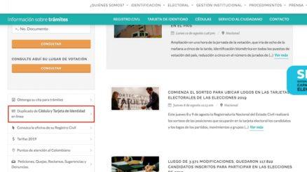 ¿Cómo sacar la Tarjeta de Identidad en Colombia? 2