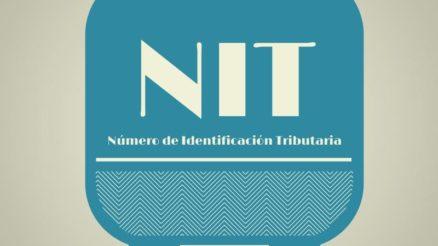 NIT: Número de Identificación Tributaria 1
