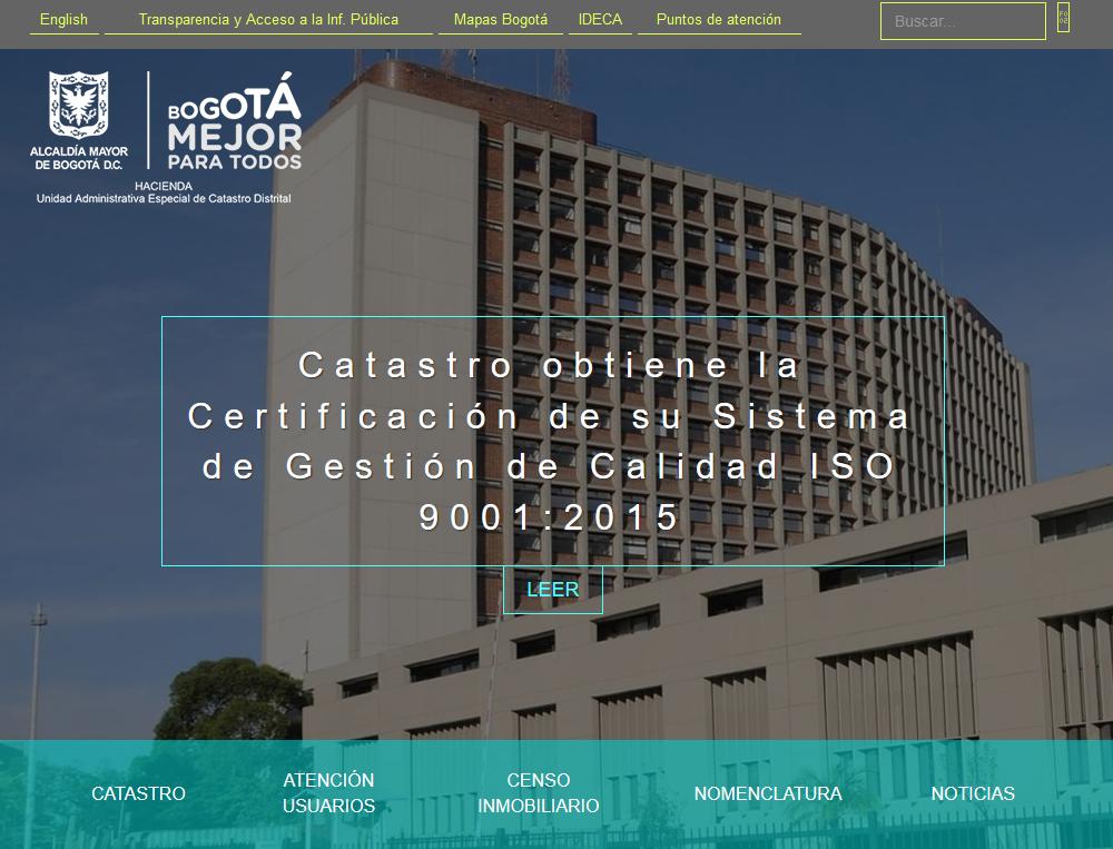 Certificado Catastral en Bogotá 7