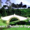 Agosto 7: Batalla de Boyacá 9