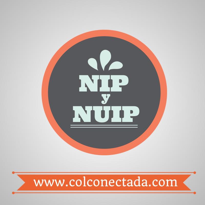 NIP y NUIP