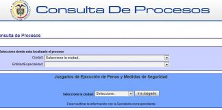 Consultar proceso judicial por Internet