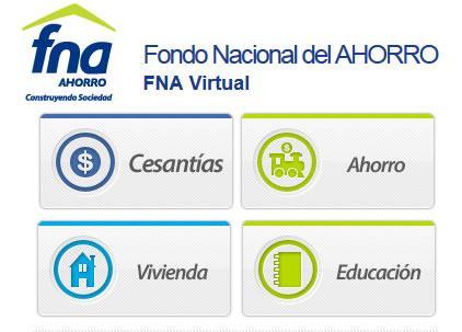Fondo virtual nacional ahorro cesantias