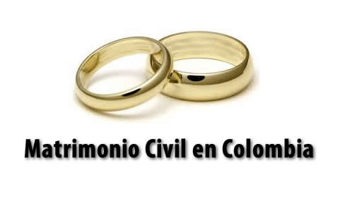 Matrimonio civil en Colombia: Requisitos 4
