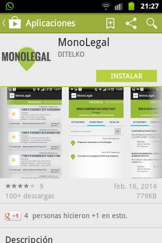 monolegal google play