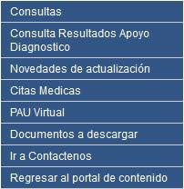 solicitud de citas por internet salud total