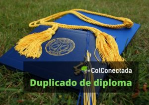duplicado de diploma