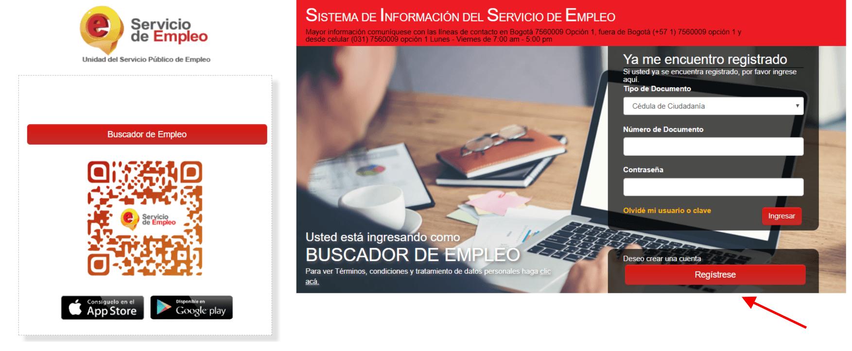 Cómo buscar trabajo en el Servicio Público de Empleo 2