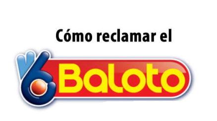 Cómo reclamar un premio ganador de Baloto 2