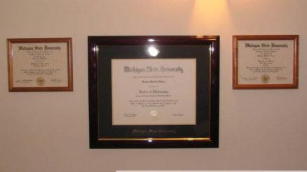 Duplicado del diploma en universidades 1