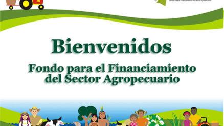 FINAGRO: Fondo para el financiamiento del sector Agropecuario 4