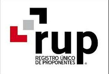 Registro único de proponentes en Colombia 1