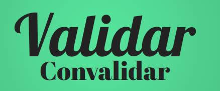 Validar y convalidar sus estudios en Colombia 1