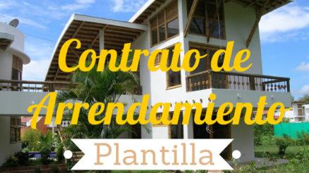 Contrato de arrendamiento de vivienda 3