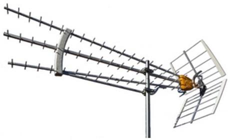 Antena TDT Externa