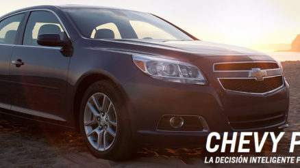 Adquirir carro con Chevyplan 3
