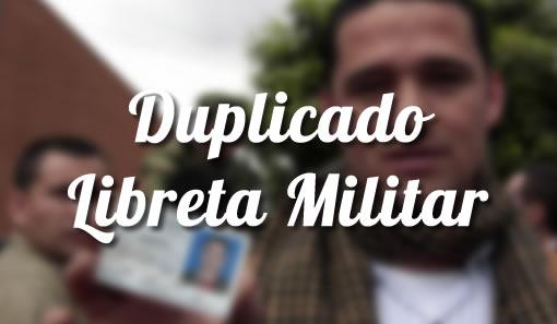 Duplicado de la libreta militar en Colombia 2