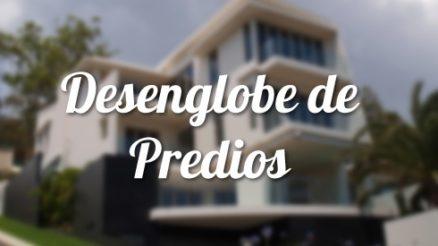 Desenglobe de Predios urbanos en Colombia 3