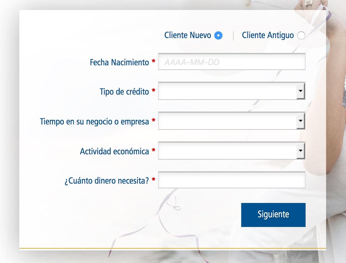 Finandina: Cómo solicitar un crédito en línea 3