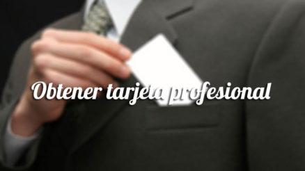Tarjeta Profesional en Derecho 3