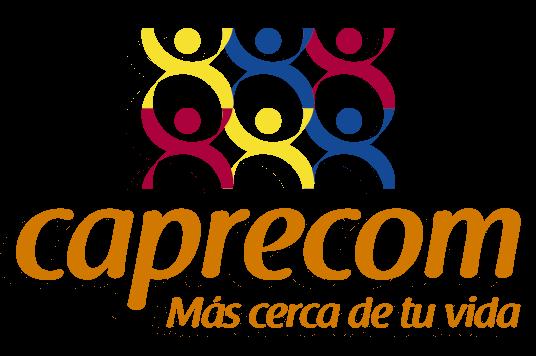 Resultado de imagen para caprecom logo