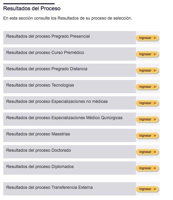 Universidad Militar Nueva Granada: Inscripciones y carreras 2