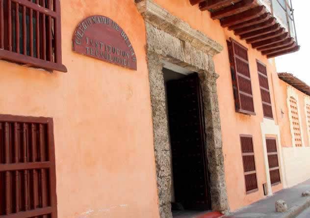 Colegio Mayor de Bolívar - Inscripciones e información 17