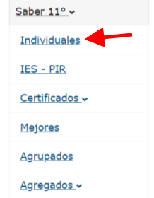 ICFES: Consultar resultados de exámenes por Internet 4