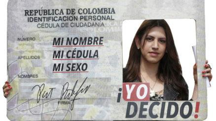cambio de nombre en Colombia