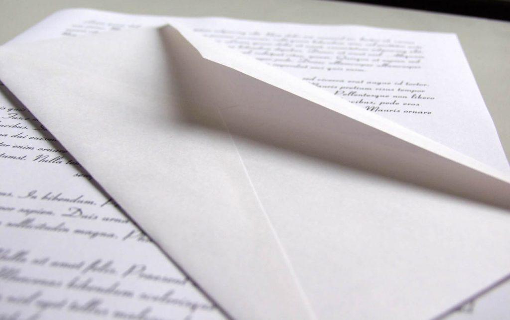 Ejemplo de carta de renuncia y recomendaciones para hacerla