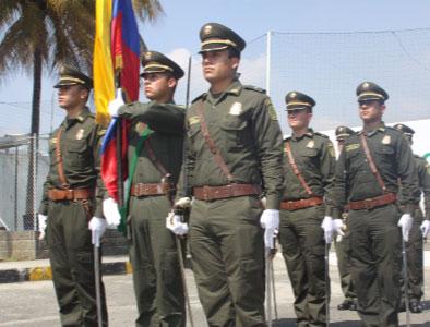 Inscripción a la Policía Nacional: Nivel Directivo 2