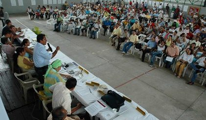 Mecanismos de participación ciudadana en Colombia 2