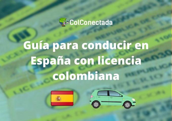 Homologar la licencia de conducción en España 1