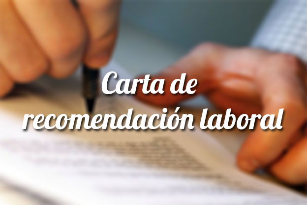 Carta de recomendación laboral: Plantilla 11