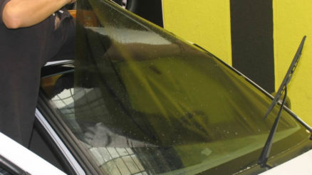 Permiso para transitar con un vehículo con vidrios polarizados 3