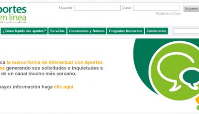 Aportes en línea: Cómo pagar la planilla integrada