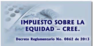 CREE: Impuesto sobre la renta para la equidad