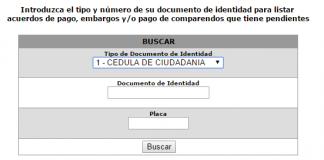 Consulta de fotomultas en Bogotá