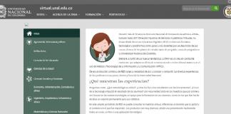 Cursos gratuitos Universidad Nacional