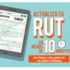 Cómo actualizar el RUT por Internet 7