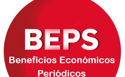 Qué son los Beneficios Económicos Periódicos (BEPS) 1