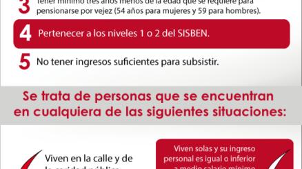 Colombia Mayor Para Adultos Mayores