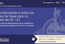 Visa de turismo a Estados Unidos, cancelar derechos