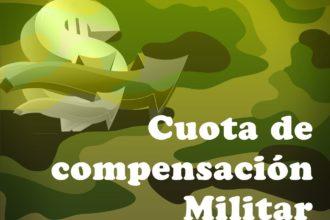 Cuota compensación militar