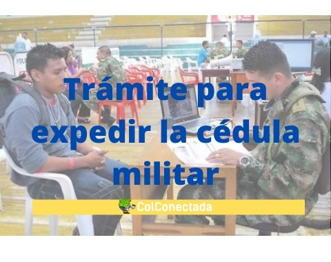 Tramitar la Libreta Militar Colombiana 2