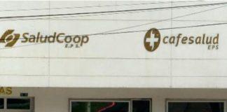 Afiliados de Saludcoop pasarán a Cafesalud