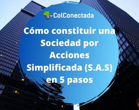 Sociedad por acciones simplificada s.a.s
