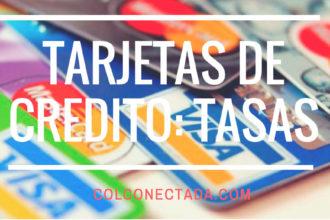 tarjetas de credito tasas de interes en colombia