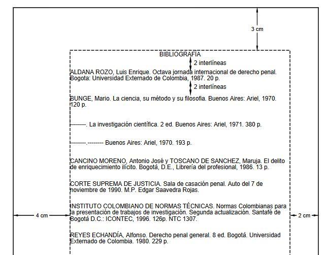 Normas ICONTEC para trabajos escritos 18
